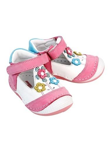 Civil Baby Civil Baby Kiz Bebek Deri ilkadim Ayakkabisi 18-21 Numara Pembe Civil Baby Kiz Bebek Deri ilkadim Ayakkabisi 18-21 Numara Pembe Pembe